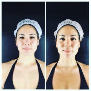 Klantervaring Spray Tan Voor | Na. Bij Schoonheidsinstituut Debby van Schoor